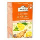 Lemon and Ginger -  20 x 2G