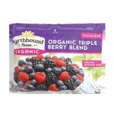 Organic Tripple berry blend - 2LB