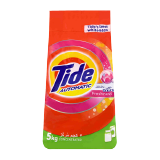Tide Automatic Concentrated Detergent with Downy -  5Kg