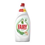 Fairy Dishwashing Liquid Sensitive Tea & Mint Leaves - 1L