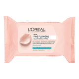 Rare Flowers Wipes For Normal To Combination Skin - 25 Wipes
