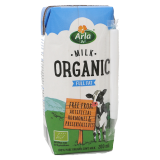 Organic Full Fat Milk -  200 Ml