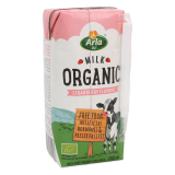 Organic Milk Strawberry Flavor -  200 Ml