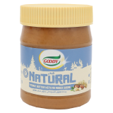 Natural Peanut Butter With No Added Sugar -  340G
