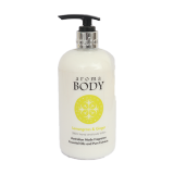 Lemongrass & Ginger Hand & Body Lotion - 500Ml