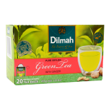 Green Tea With Ginger -  40G