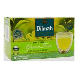 Green Tea With Jasmine Flavour -  40G
