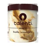 Gelato Vanilla Caramel Swirl - 16Z