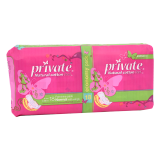 Feminine Pads Extramince Normal with wings -  18 Pads