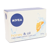 Honey and Oil Creme Soap White - 100G