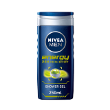 Shower Energy For Men - 250Ml