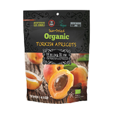 Organic dried turkish aprocit - 142G