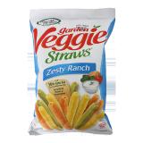 Garden Veggie Straws Zesty Ranch -  141G