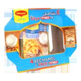 Bechamel Mix -  80G x 4 + Free Pyrex