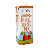 Organic Almond Milk No Added Suger -  1L