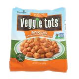 Broccoli & Sweet Potato Tots - 13Z