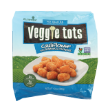 Cauliflower and Chickpea Tots - 13Z