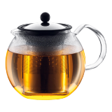 Assam tea press pot 1.5 liter - 1 PCS