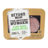 Plant Based Burger Patties -  8Z