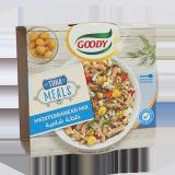 Tuna meals mediterranean mix - 153G