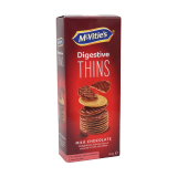 Digestive Thins Milk Chocolate - 150G