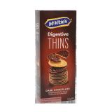 Digestive Thins Dark Chocolate - 150G