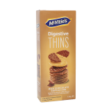 Digestive Thins Milk Chocolate Cappuccino - 150G