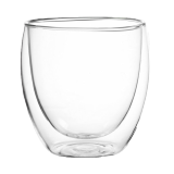 Glass cups Without Handle - 2 PCS