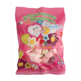 Marshmallows Flowers and Heart - 150G