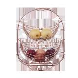 Metal Fruits basket 13 inch - 1 PCS