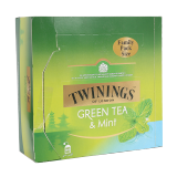 Green Tea with Mint Tea bags - 100 count
