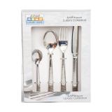 Flatware silver set Mirrir finish - 16 PCS