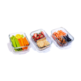 Glass food storage - 8 PCS