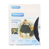 Nursing Privacy Wrap Black - 1PCS