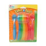 Infant spoon - 16 count