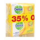 Soap Fresh - 4x165G