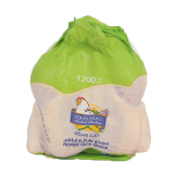 Chilled whole chicken - 1200G