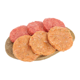 Chicken Burger Patties - 1.0 kg