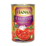 Chopped tomato with onion - 400G
