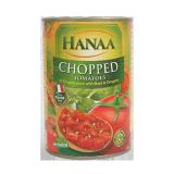 Chopped tomato with basil & oregano - 400G