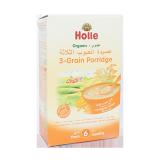 3 Grain Organic Porridge Cereal - 250G