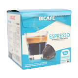 Espresso Coffee Capsules - 16 count
