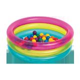 Classic 3 Ring Baby Ball Pit - 1PCS