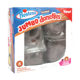 Frosted Jumbo Donettes - 16Z