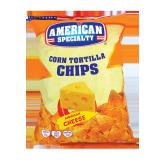 Corn Tortilla Chips Cheese - 200G