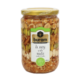 Honey With Nuts - 750G