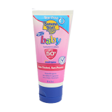 Water Resistant Tear Free Sunscreen Lotion For Baby SPF50 - 90 Ml
