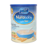 Nurababy Instant Cereal Wheat Milk - 1Kg