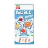 Organic ice pops - 400Ml