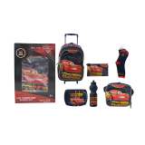 disney cars trolly bag with set - 1PCS